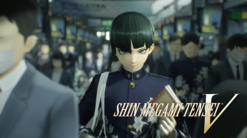 The next numbered entry in ATLUS' beloved Shin Megami Tensei series is coming exclusively to Nintendo Switch. In this epic role-playing game, order itself has crumbled and chaos reigns over all. Shin Megami Tensei V will have a simultaneous global launch on Nintendo Switch in 2021. (Graphic: Business Wire)