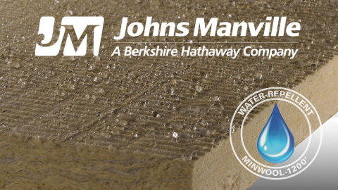 Johns Manville MW Board (Photo: Business Wire)