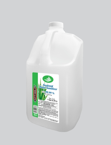 1 Gal (3.78 L) Plastic Bottle: (Photo: Business Wire)