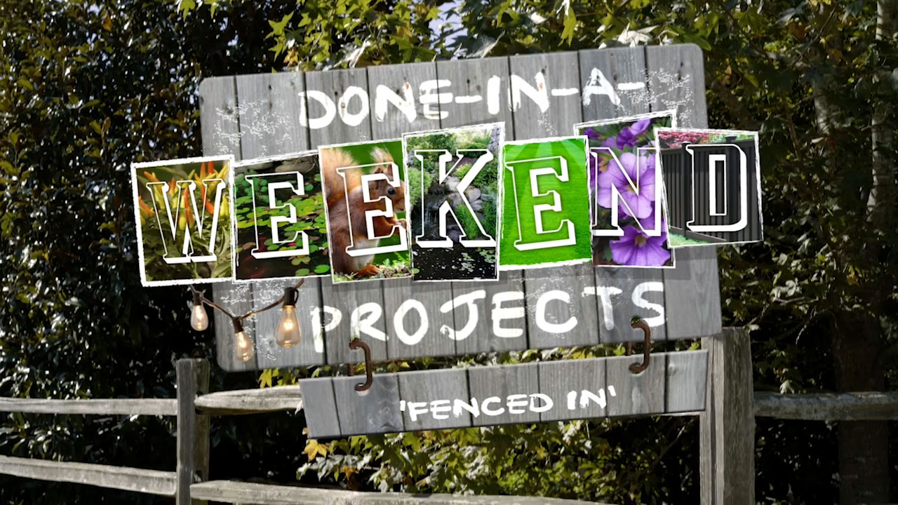 Landscape designer Doug Scott offers tips for selecting the right fencing in a new episode of the Exmark Original Series, Done-In-A-Weekend Projects.