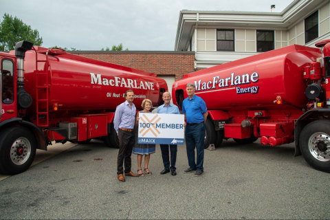 eMaxx Recognizes MacFarlane Energy as 100th Member of the eCaptiv Programs (Photo: Business Wire)