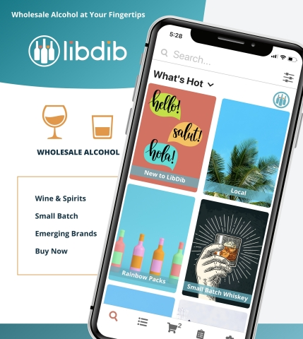 LibDib Mobile is now available in the iOS store for free. (Graphic: Business Wire)