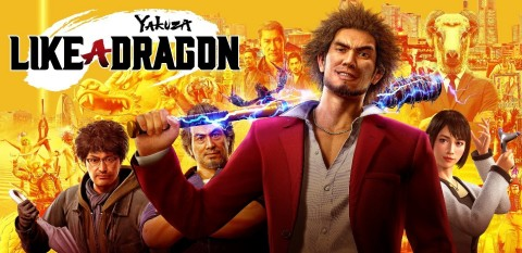 Yakuza: Like a Dragon for Xbox Series X, Xbox One, Windows 10, PlayStation 5, PlayStation 4 and Steam (Graphic: Business Wire)