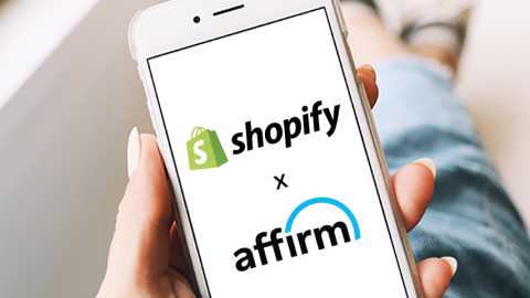 Affirm to exclusively power Shopify Shop Pay Installments (Photo: Business Wire)