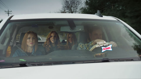 SONIC Drive-In teams up with Amazon to make guests' digital experience more convenient with new Amazon Alexa Skill. (Photo: Business Wire)