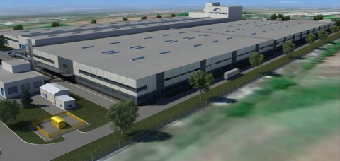 Cooper Tire Serbia, a subsidiary of Cooper Tire Rubber Company, today announced it is well underway on a construction project to increase production capacity at its Kruševac tire manufacturing plant. The project will enable the plant to produce new, larger diameter tires and increase annual production capacity by approximately one-third at completion. (Photo: Business Wire)
