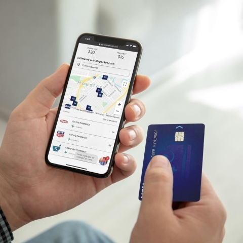 Sidecar Health allows members to shop around for health care using a Visa payment card and mobile app. (Photo: Business Wire)