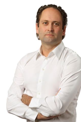 Christof Baumgärtner, Chief Revenue Officer of MobileIron (Photo: Business Wire)