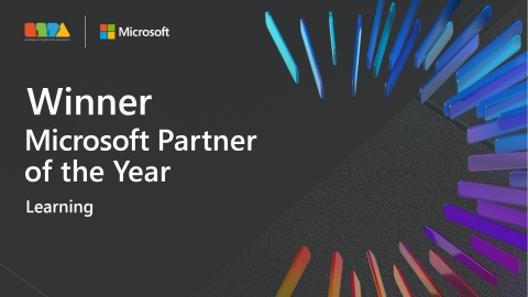 Microsoft Partner of the Year (Graphic: Business Wire)