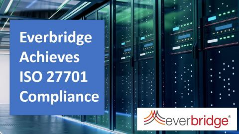 Everbridge Achieves ISO 27701 Compliance (Photo: Business Wire)