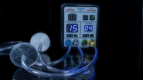 EVA15 Insufflator and Smoke Evacuation System (Photo: Business Wire)