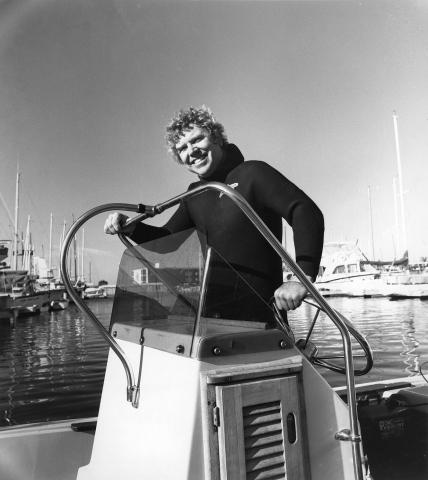 David H. Parker (1936-2020) (Photo: Business Wire)