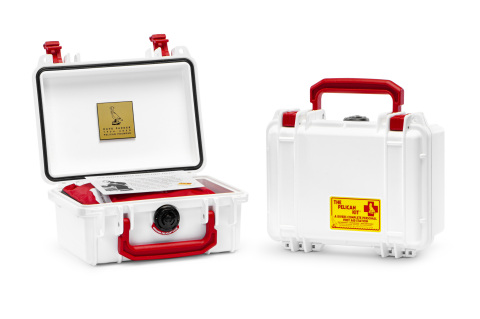Commemorative Pelican™ First Aid Kit (2020) (Photo: Business Wire)