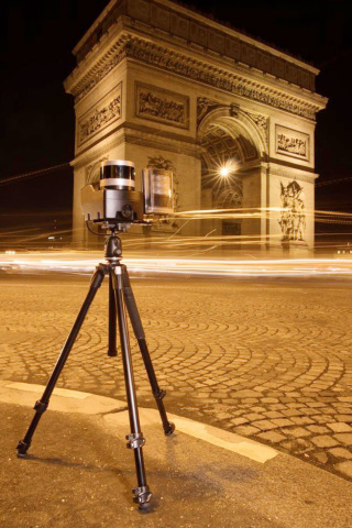 PARIFEX uses Velodyne's lidar sensors in its traffic monitoring solutions which can help reduce road accident rates and enhance roadway safety. (Photo: PARIFEX)