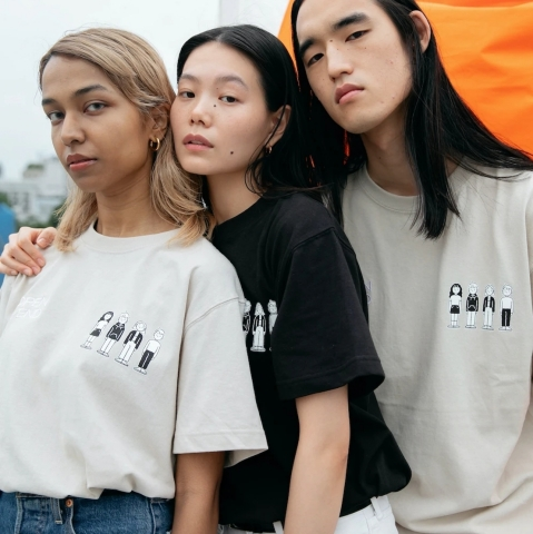 All In Group T-shirts (Photo: Business Wire)