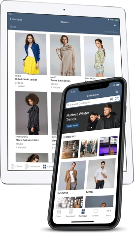 KIT leverages mobile technology to provide a personalised digital experience to support client outreach, increase brand awareness and assist in the creation of new relationships. (Photo: Business Wire)