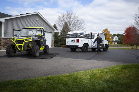 Polaris RideReady (Photo: Business Wire)