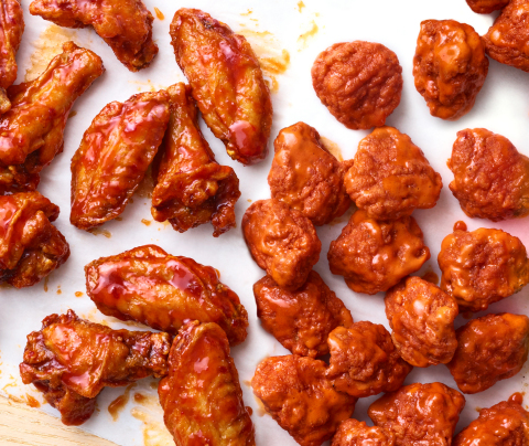 Get Saucy with Applebee's® This National Chicken Wing Day (Photo: Business Wire)
