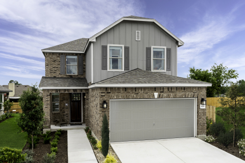 KB Home announces the grand opening of Valley View in Georgetown, Texas. (Photo: Business Wire)