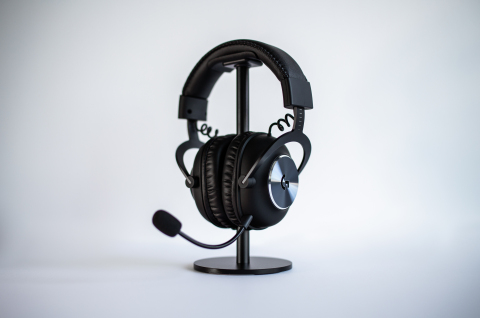 The Logitech G PRO X Wireless Gaming Headset (Photo: Business Wire)