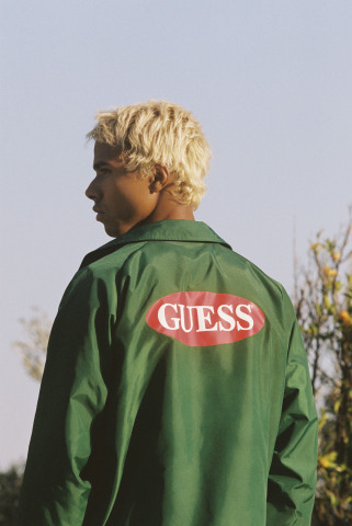Introducing the GUESS Originals Fall 2020 Collection Modern Take on Vintage Guess (Photo: Business Wire)