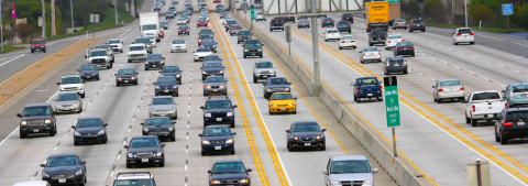 OC 405 Partners Upgrades to Iteris' ClearGuide to Manage Traffic During I-405 Improvement Project (Photo: Business Wire)