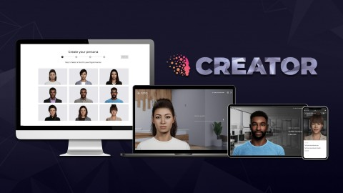 UneeQ's intelligent platform is the global standard in digital humans, enabling the best creative minds to design and build amazing experiences.(Photo: Business Wire)
