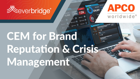 Everbridge and APCO Announce First-of-its-Kind Partnership to Offer a Combined Crisis and Reputation Management Solution for Business and Government (Photo: Business Wire)