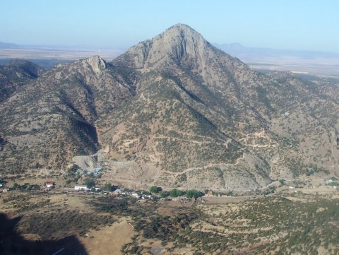 Cusi Mine Arial View (Photo: Business Wire)