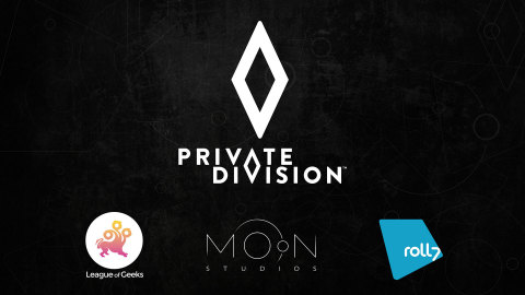Private Division, a publishing label of Take-Two Interactive Software, Inc., today announced that they have signed three new publishing agreements with top independent developers Moon Studios, League of Geeks, and Roll7. These partnerships will expand Private Division's portfolio of titles that includes the Kerbal Space Program franchise, The Outer Worlds, Ancestors: The Humankind Odyssey, and Disintegration. Private Division empowers and supports the industry's leading creative talent in bringing their visions to life and land to consumers around the world. (Photo: Business Wire)