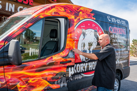Paul Dioguardi, owner, Hickory House Ribs (Photo: Business Wire)