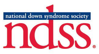 National Down Syndrome Society logo