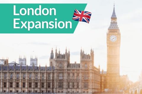 Skilling, a plataforma de trading on-line de Forex e CFDavançou com sua expansão global em 2020, estendendo sua presença física para Londres, Reino Unido. (Photo: Business Wire)