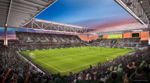Austin FC signs multi-year DAS and Wi-Fi 6 agreement with Boingo for new state-of-the-art sports and entertainment stadium. (Photo: Business Wire)