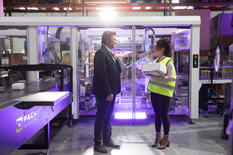 Gain operational efficiencies and process improvements for a more profitable packaging operation through Packsize's consultative approach to your entire packaging workflow. (Photo: Business Wire)