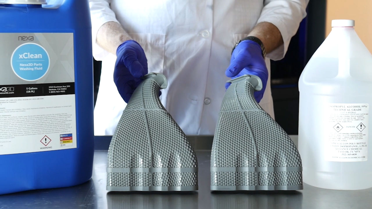 Nexa3D Delivers Highly Effective Eco-friendly Cleaning Solvent xCLEAN for All Resin-based 3D Printers