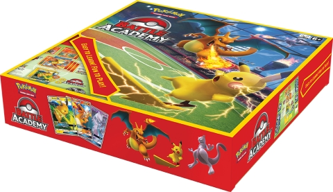The first-ever board game adaptation of the Pokémon Trading Card Game is available everywhere, now! (Photo: Business Wire)
