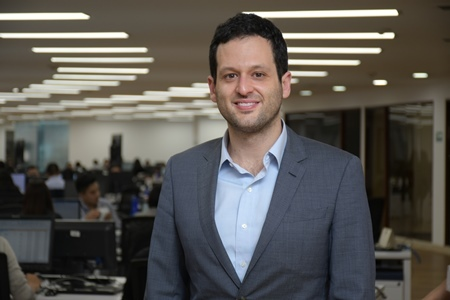 Julio Rojas Sarmiento, Executive Vice President Banco de Bogotá (Photo: Business Wire)