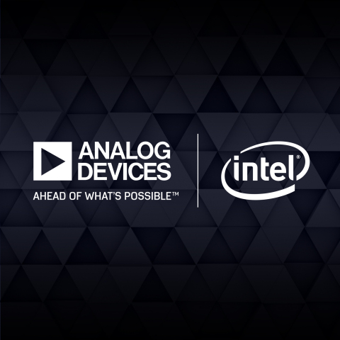 Analog Devices Collaborates with Intel on Radio Platform for Addressing 5G Network Design Challenges (Graphic: Business Wire)