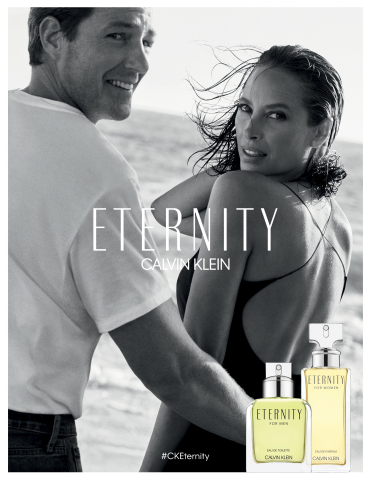 ETERNITY Signature Calvin Klein Ad Campaign (Photo: Business Wire)