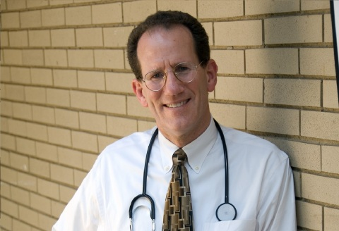 Dr. Andrew Adesman (Credit: Adam Cooper/Northwell Health)
