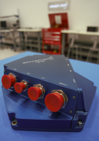 Spaceflight's new rapidly reconfigurable separation sequencer provides enhanced capabilities for smallsat deployments. (Photo: Business Wire)