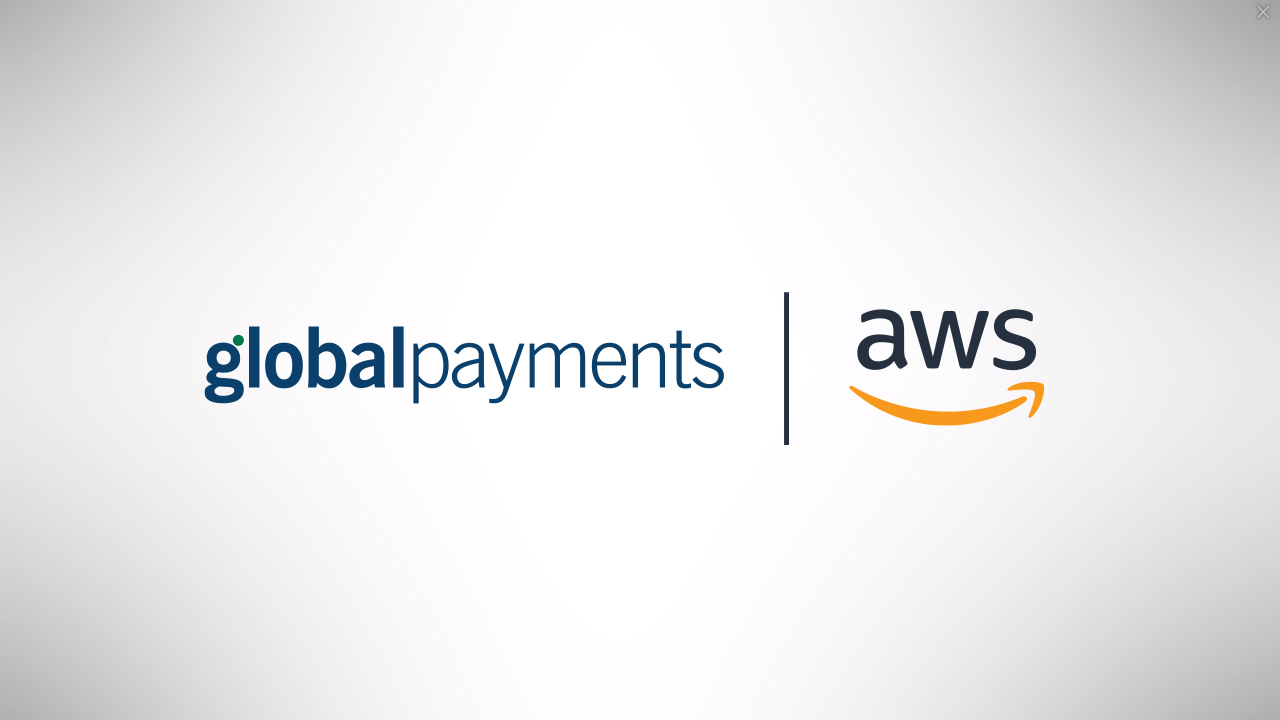 Global Payments Joins Forces with AWS to Deliver the Future of Payments
