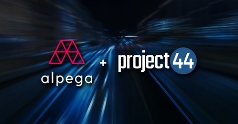 Alpega Partners with project44 to Deliver Advanced Visibility in North America and Europe (Photo: Business Wire)