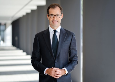 Matthieu Louanges - Head of International Wholesale Distribution - First Eagle Investment Management - Munich, Germany (Photo: Business Wire)