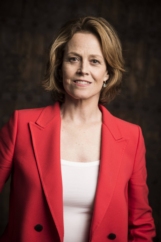 Sigourney Weaver (Photo credit: Zach Dilgard/National Geographic Channels)