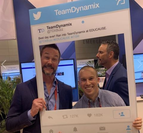 TeamDynamix Culture Breeds Trust and Teamwork