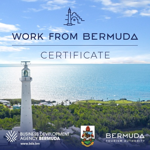 "The new ""Work from Bermuda"" one-year residential certificate programme (Photo: Business Wire)"