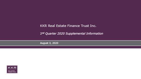 2Q 2020 KREF Earnings Supplemental Presentation