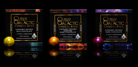 Halo Labs closed acquisition of Outer Galactic Chocolates (Photo: Business Wire)